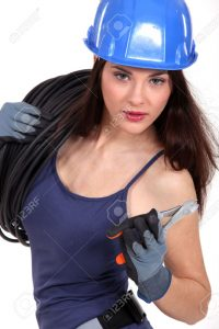 16472077-Female-electrician-Stock-Photo-electrician-construction-woman